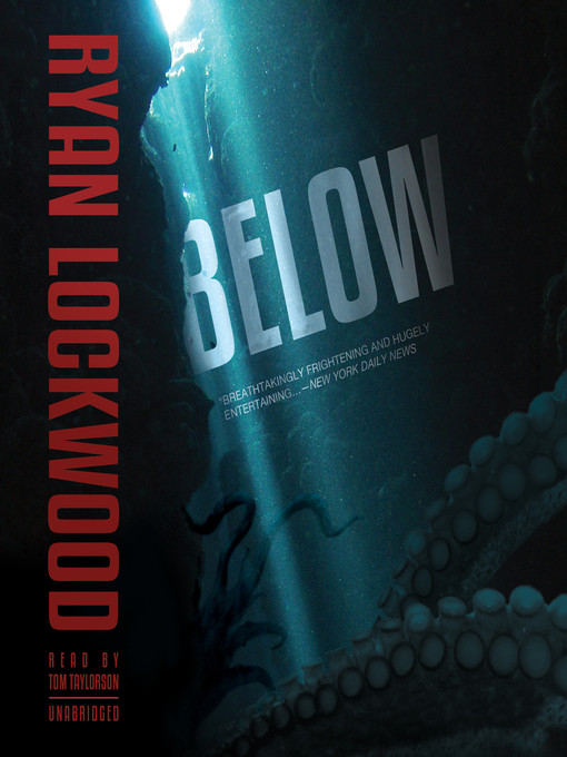 Cover of Below
